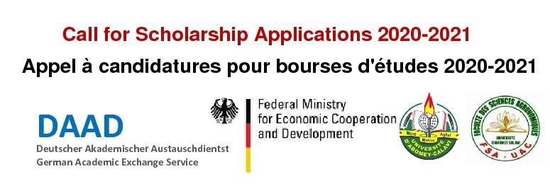 Appel à Candidatures Pour Bourses D études 2020 2021 Labef